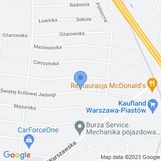 Przedszkole Miejskie nr 2 na mapie