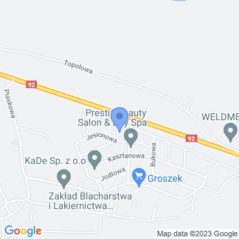 Gminne Przedszkole Publiczne w Jeninie map.on