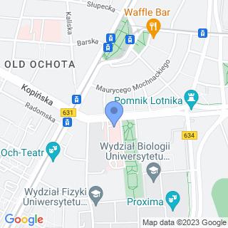 Towarzystwo Marii Skłodowskiej-Curie w Hołdzie na mapie