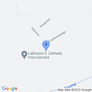 """Niepubliczne Przedszkole """"Mali Odkrywcy"""" na mapie"""