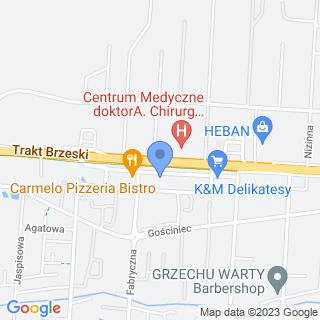 Kancelaria Notarialna na mapie