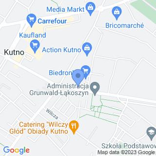 Apteka Panaceum na mapie