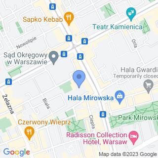 Fundacja Szkolna im. Księdza Kardynała Stefana Wyszyńskiego na mapie