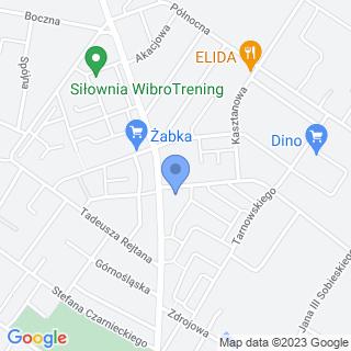 Dental And Beauty na mapie