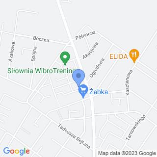 Inżyn Ieria Budowlana na mapie