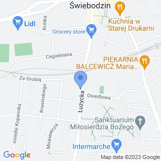 Publiczne Przedszkole nr 5 na mapie