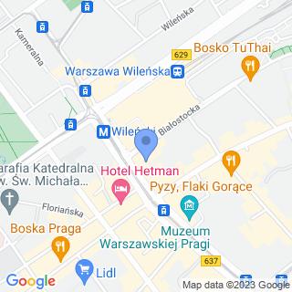 Stowarzyszenie Spoza na mapie