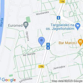 Bikeland na mapie