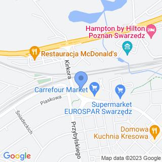 """Apteka """"W Pasażu"""" na mapie"""