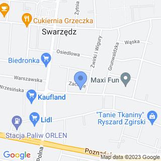 Orion na mapie