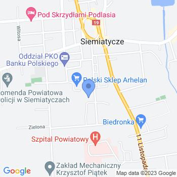 Apteka -Janina Karp map.on