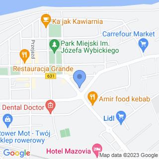 Mastif - Przychodnia Weterynaryjna na mapie