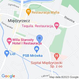 NZOZ Dermatologia Janina Karcz-Kołłątaj na mapie