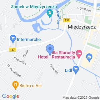 """Wisa"""" Zdzisław Wierciński - Przedszkole Niepubliczne """"Tęczowa Akademia na mapie"""