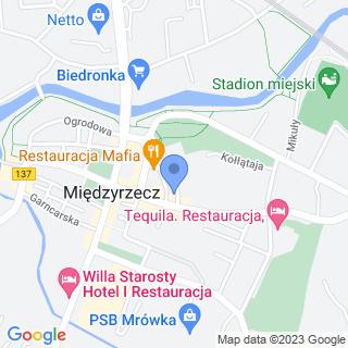 """Niepubliczne Przedszkole """"Bajkowy Zakątek"""" Justyna Szmyt, Monika Pilipczuk na mapie"""