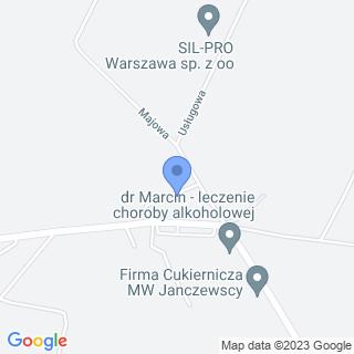 Dal-Bud na mapie