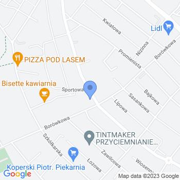 """Prywatne Przedszkole """"Wesoły Delfinek"""" map.on"""