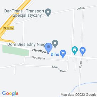 Sklep Przemysłowo-Ogrodniczy na mapie