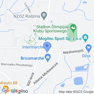 Apteka Magnolia na mapie
