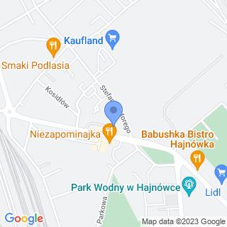 Biuro Usługowo Rachunkowe na mapie