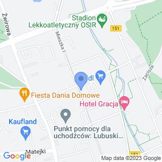 """""""D i Ł"""" Przychodnia Lekarska Centrum na mapie"""