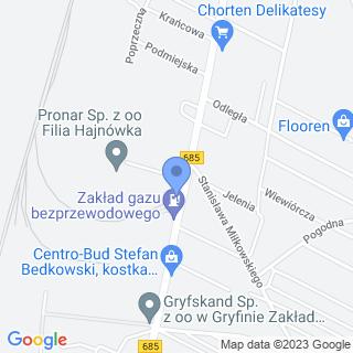 "Aleksandruk - Firma ""Alex""(Wspólnik Spółki Cywilnej) na mapie"