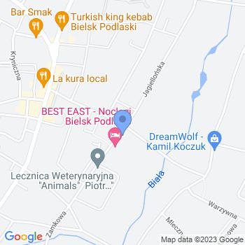 Medica map.on