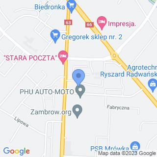 Gabinet Lekarza Rodzinnego Lek. Anna Barbara Rzodkiewicz na mapie