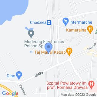"""Niepubliczne Przedszkole nr 4 o Profilu Edukacyjno-Przyrodniczym """"Pod Dębusiem Olbrzymkiem"""" na mapie"""