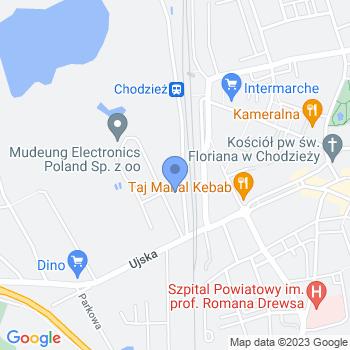 """Niepubliczne Przedszkole nr 4 o Profilu Edukacyjno-Przyrodniczym """"Pod Dębusiem Olbrzymkiem"""" map.on"""