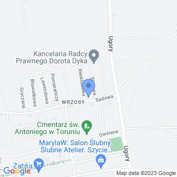 Smerfny Gaj map.on