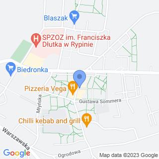Centrum Stomatologii Jumident M. Szczesiak, J. Szczesiak na mapie