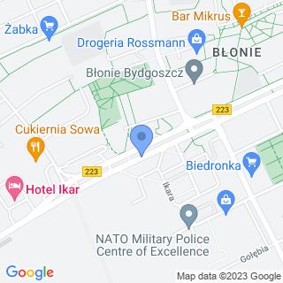 Mds na mapie