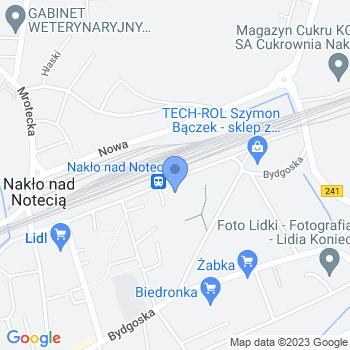 Alba map.on