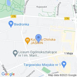 Salezjańskie Stowarzyszenie Wychowania Młodzieży na mapie