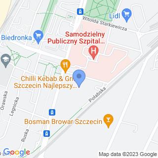 Przedszkole Specjalne nr 6 na mapie