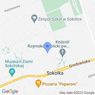 Niepubliczny Stomatologiczny ZOZ Marzena Rybińska na mapie