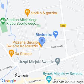 """Przedsiębiorstwo Produkcyjno - Handlowo - Usługowe """"Alex"""" na mapie"""