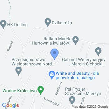 """""""Expercik - Warszewo"""" Punkt Przedszkolny map.on"""