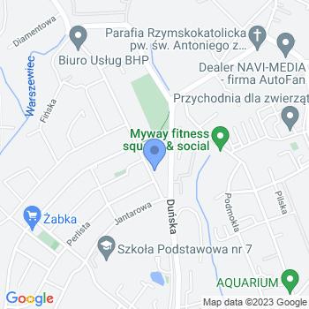 Portowa map.on