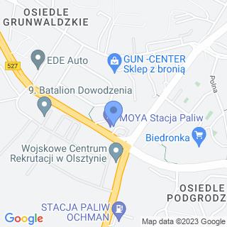 Lj Bike na mapie