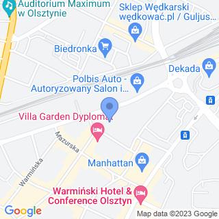 Kancelaria Radcy Prawnego na mapie