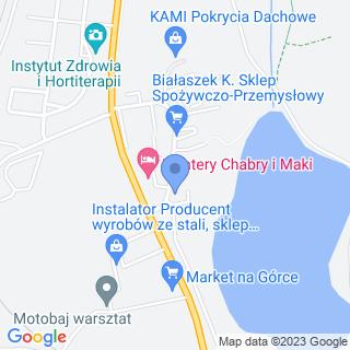 Usługi Ogólnobudowlane na mapie