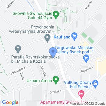 """Przedszkole Miejskie nr 1 """"Perełki Bałtyku"""" map.on"""