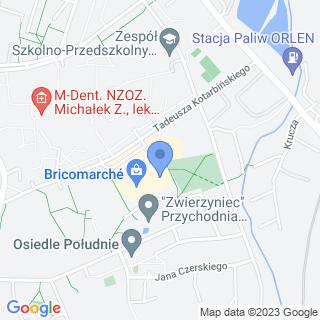 Apteka Miodowa na mapie