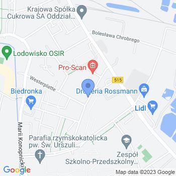 """Perfekt"" Poradnia Rehabilitacyjna map.on"