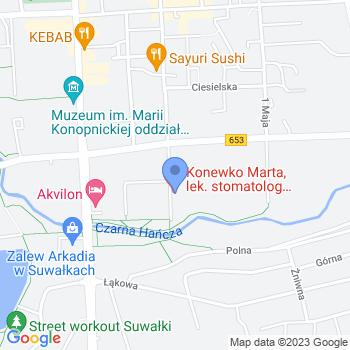 Anna Monika Sikorska map.on