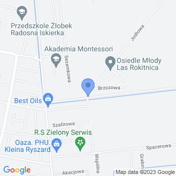 """Dzwoneczek"" Dorota Kelsz map.on"