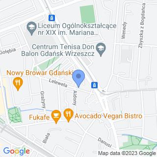 Gabinet Weterynaryjny Lekarz Weterynarii Marcin Czernielewski na mapie