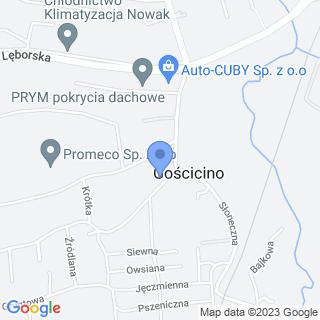 Apteka Gościnna na mapie